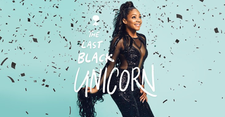 Book Review: The Last Black Unicorn - Tiffany Haddish