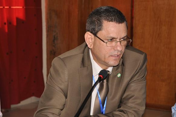 Docteur Xavier Crespin, directeur général de l'OOAS