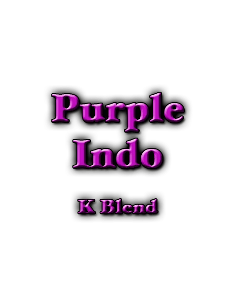 Purple Indo - K Blend