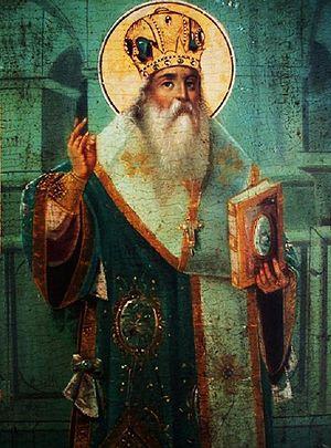 Resultado de imagen de San Atanasio