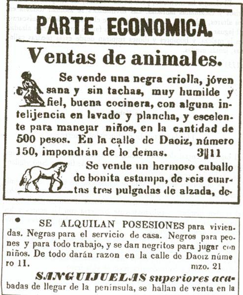 Archivo:Negritos en venta.jpg