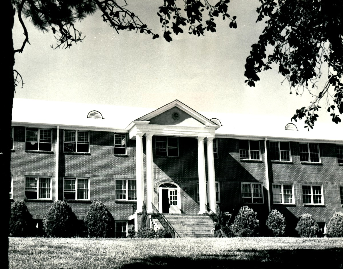 Aaron Building early 1900s