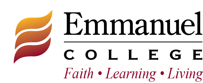 EC Logo with tagline Faith, Learning, Living