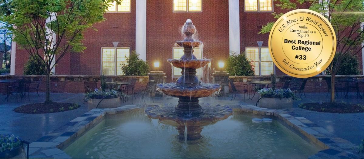 Shaw Fountain