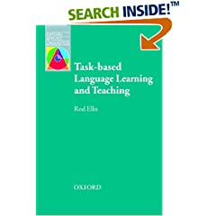 Task-based Language Learning and Teaching (Oxford Applied Linguistics)