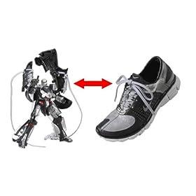 Megatron Nike Free 7.0 Transformer from Amazon