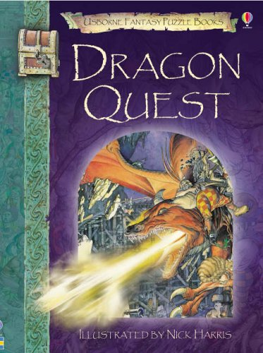 Dragon Quest (Usborne Fantasy Adventure)