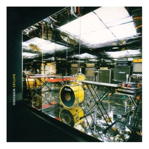 Battles - Mirrored