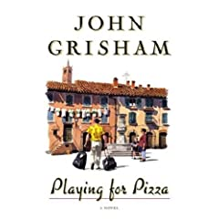 The New York Times Lista dos Livros Mais Vendidos Bestseller Books Best Seller PLAYING FOR PIZZA John Grisham Livro