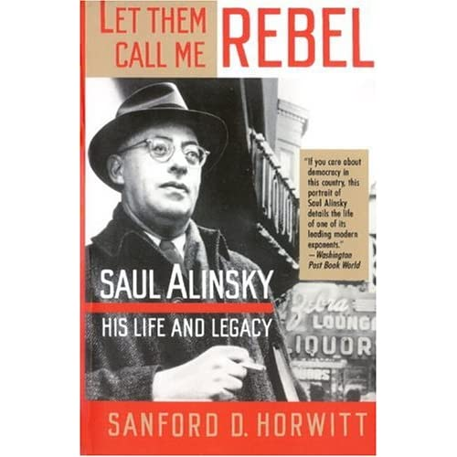 Saul Alinsky via Amazon.com