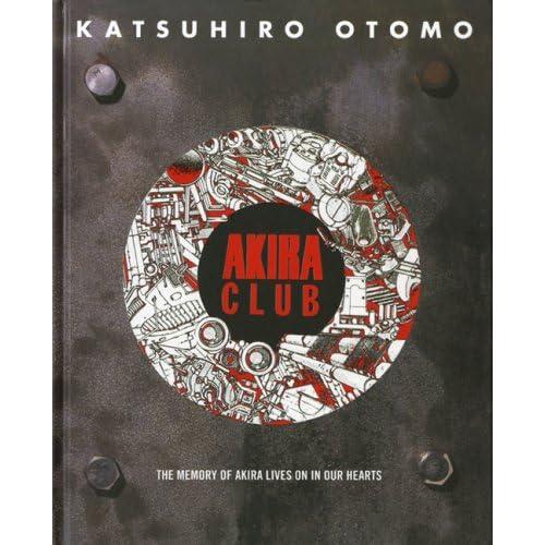 Akira Club cover