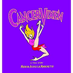 Cancer Vixen cover