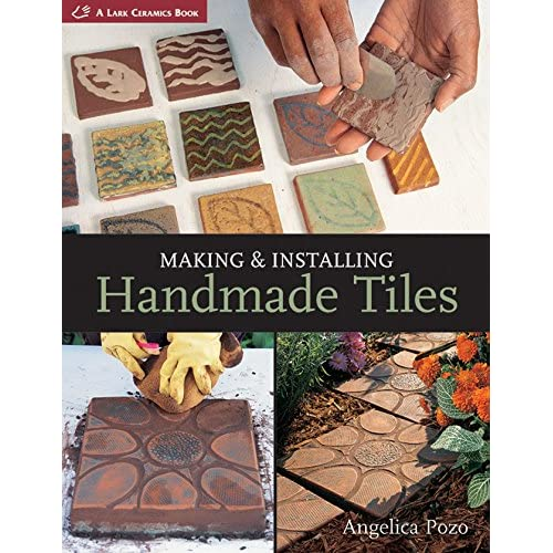 HAndmade tile book