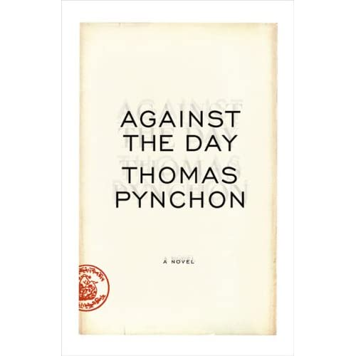 Pynchon's book cover (copyright: Amazon)