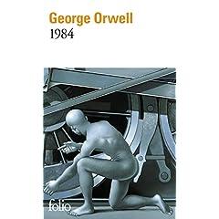 couverture du livre 1984