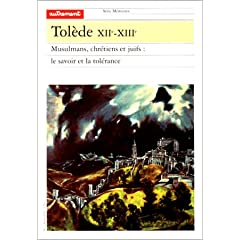 couverture du livre sur Tolède