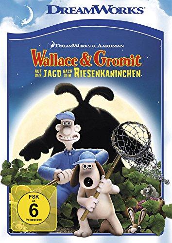 Wallace & Gromit auf der Jagd nach dem Riesenkaninchen (2006)