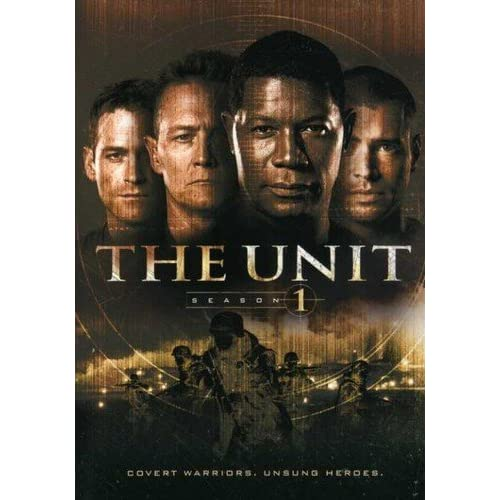 The Unit - Season One - Box Art