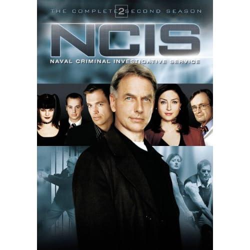 NCIS Season Two Box Art