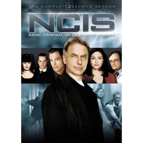NCIS Season Two Box Art