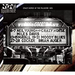 Neil Young & Crazy Horse - Live at the Fillmore East (1970)