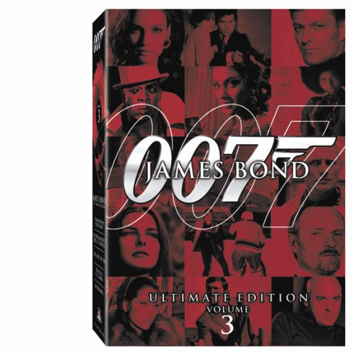 James Bond Ultimate Edition, Vol. 3 - Box Art