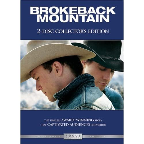 Brokeback Mountain - Box Art