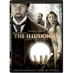 The Illusionist Box Art