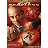 Jet Li's Fearless - Box Art
