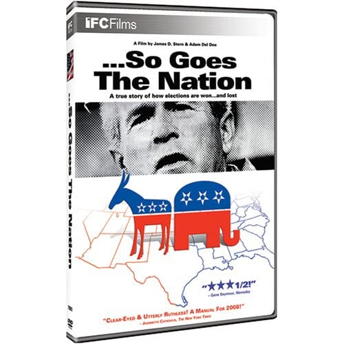 ...So Goes The Nation Box Art