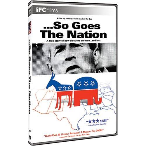 ...So Goes The Nation Box Art