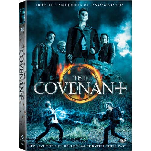 The Covenant Box Art