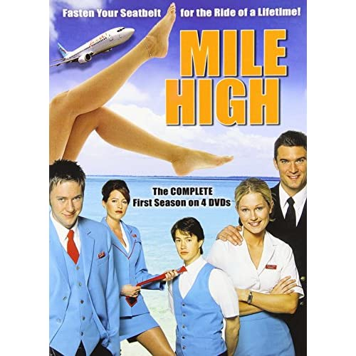 Mile High - The Complete First Season - Box Art