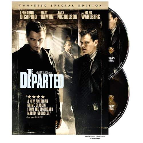The Departed Box Art