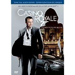 Casino Royale 2-Disc Full Screen Edition Box Art