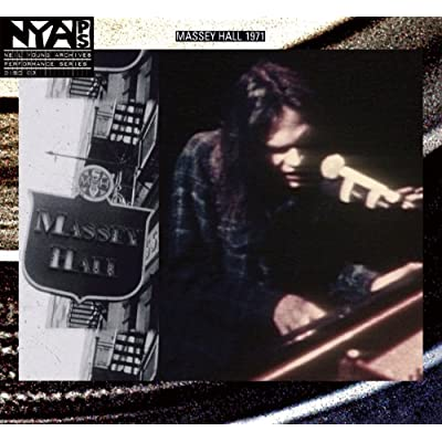Neil Young - Live at the Massey Hall