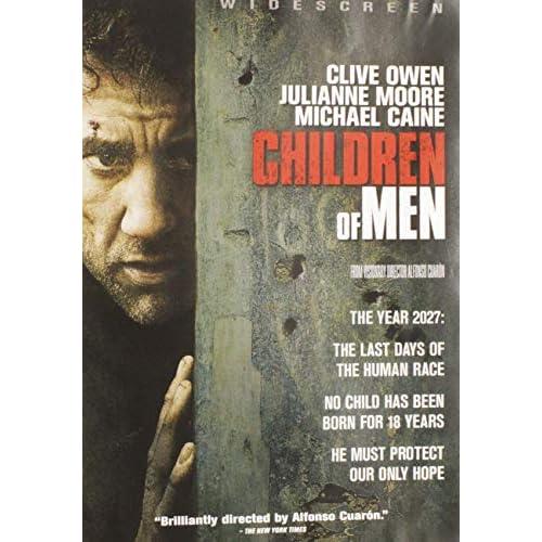 Children of Men Box Art