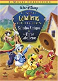 Get The Three Caballeros On Video