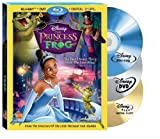 Get The Princess And The Frog On Blu-Ray