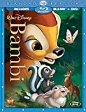 Get Bambi On Blu-Ray