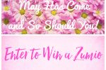 Masturbation May Zumio Giveaway at KittenBoheme.com