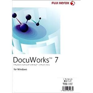 DocuWorks 7.2 日本語版 / 1ライセンス基本パック