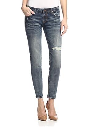 D-ID Women's Florence Ankle Skinny Jean (Shibuya)
