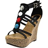 Liliana Sofie-19 Wedge Sandal