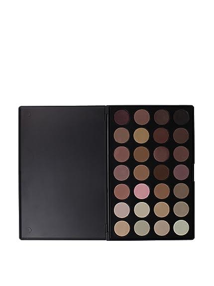 28 eyeshadow warm palette bh cosmetics coastal scents celia makeup