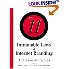 The 11 inmutable laws of Internet Branding