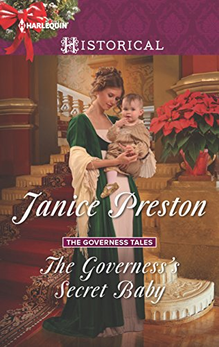 The Governess's Secret Baby (The Governess Tales) Janice Preston