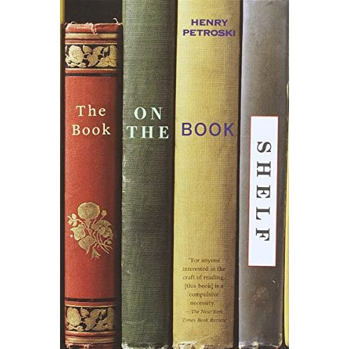 Book on the bookshelf
