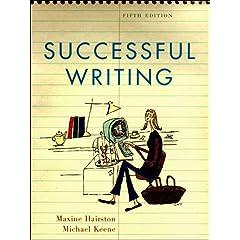 Maxine Hairston and Michael Keene: Successful Writing