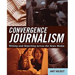 convergence journalism cover